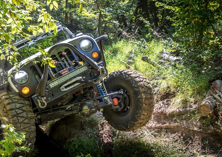 Wheels In Motion: 2017 JK Experience Big River [Video]