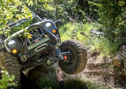 War Machine: Big O's 2016 Hemi-Powered Jeep Wrangler