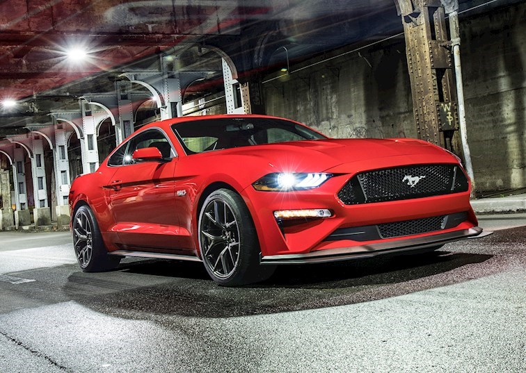 Grippier & Stickier: Ford Takes Mustang GT Performance to a New Level