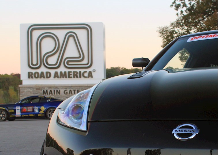 USCA Road America:  Racing for the Whole Family