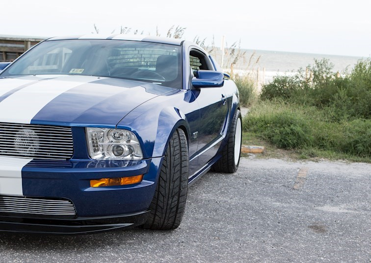 Ride of the Week: A Show-and-Shine Mustang GT