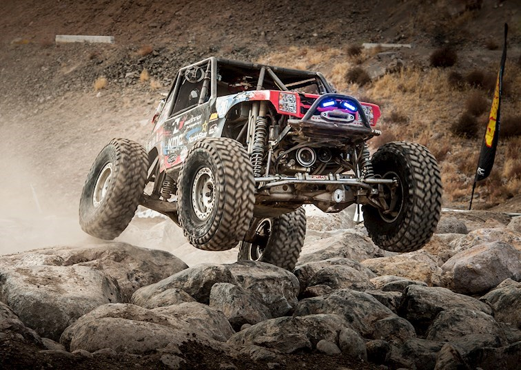 Freeze Frame: All the Action Shots from the 2017 Ultra4 Nationals [GALLERY]