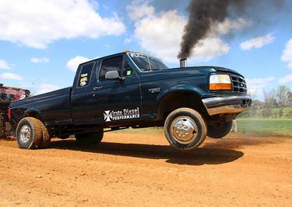 ford diesel truck buyer's guide · threshold for pain: power stroke  edition