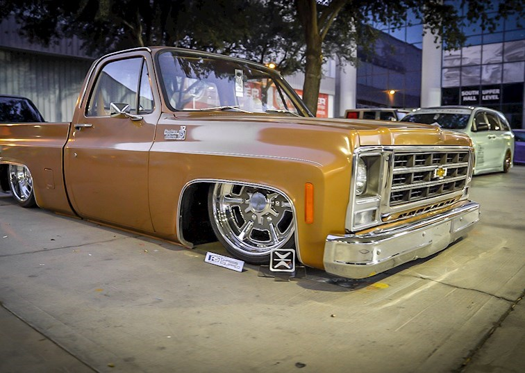 Bow Tie Bonanza: Must See Chevy Trucks of SEMA 2017