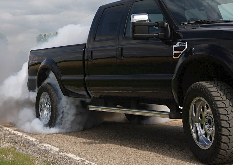 Boiling Point, Part 1: How Far Can You Push Your Ford Diesel's Transmission?