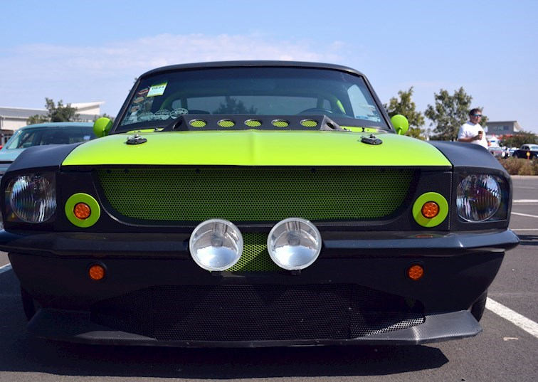 Show and Go: A '67/'95 Mustang Built for Speed