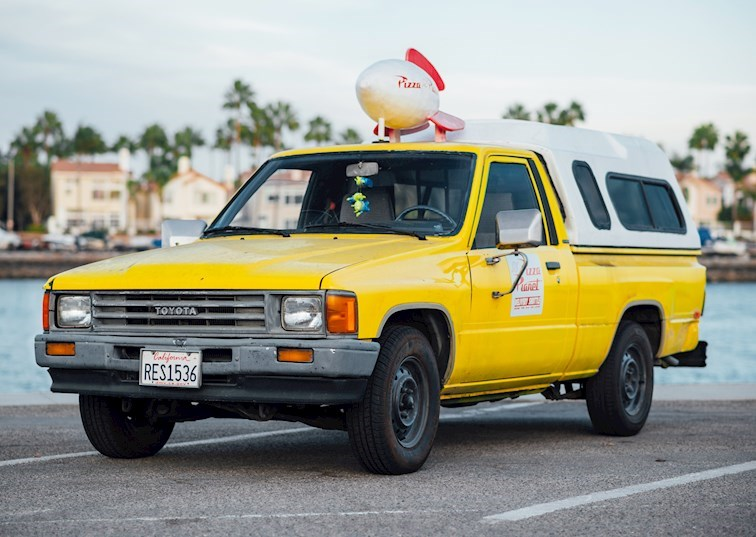 To Infinity and Beyond: The Pizza Planet Truck in Real Life!