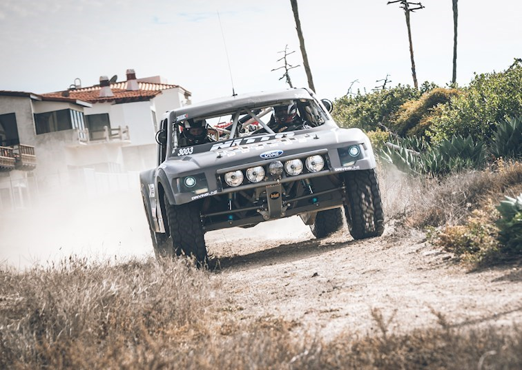Chasing Baja: The 50th Year of the Most Iconic Battle Between Man and Machine