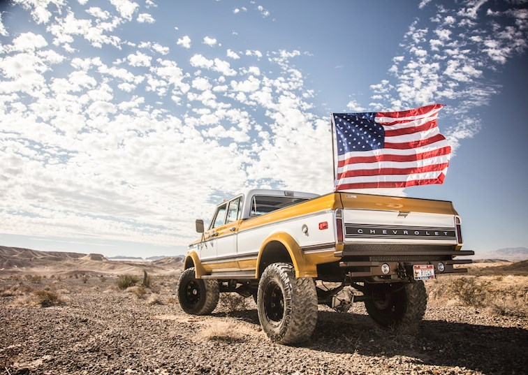 Ride of the Week: Rtech Fabrication's '72 K50 Crew Cab