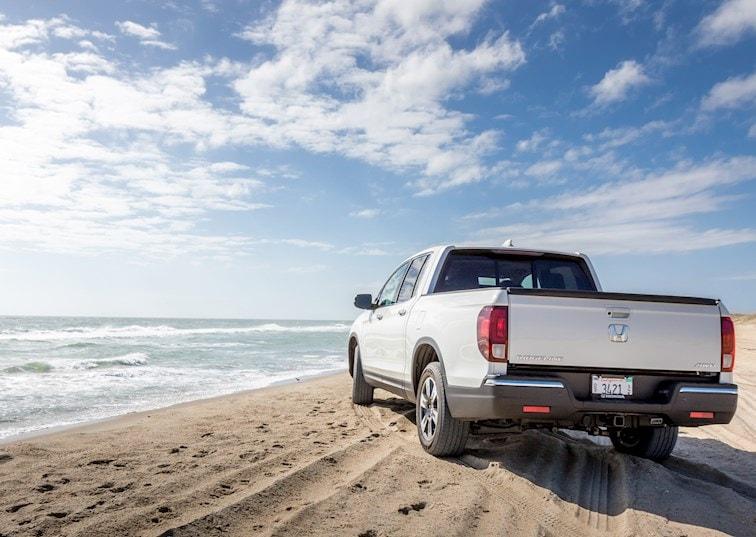 Truck Enough? The 2018 Honda Ridgeline Review