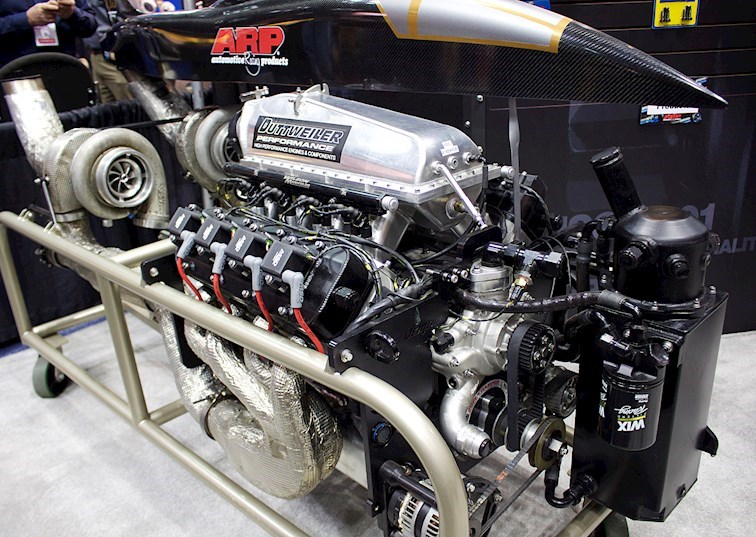 Horsepower Factory: The High-End Engines of PRI 2017