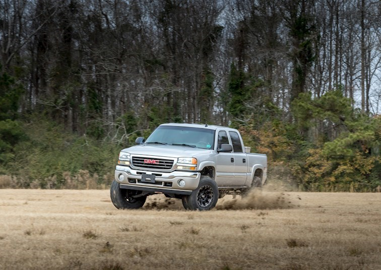 A Better Altitude: Skyjacking a 2006 GMC Sierra 1500