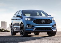 two wide 2019 ford edge st 1