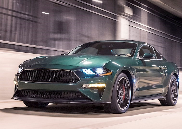 Bullitt is Back: Special Edition 2019 Mustang on the Way