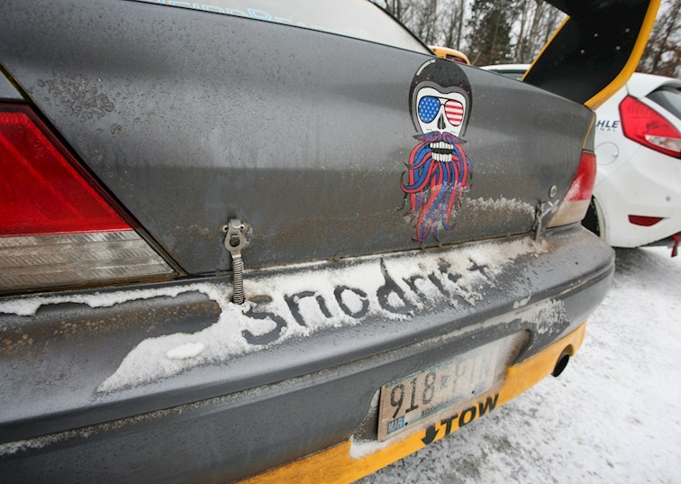 Rally America's Sno*Drift Slides to a Finish