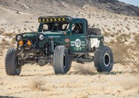 two wide race tractor 1951 dodge power wagon off road racer 2471