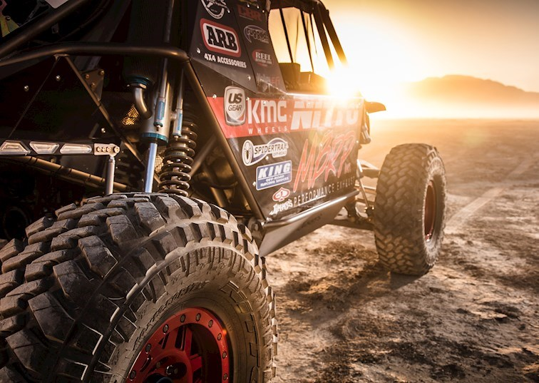 Tire of Kings: How the Trail Grappler Dominates the Hammers