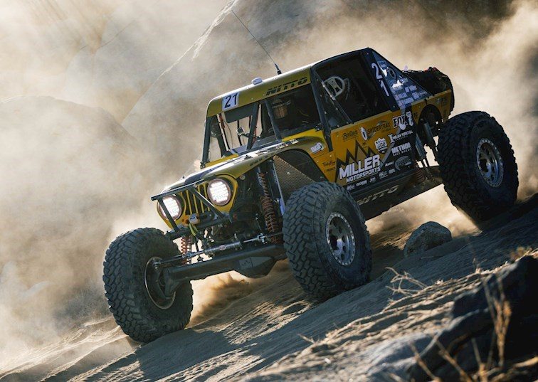 Scenes of Battle: 86 Photos from the 2018 King of the Hammers Race You Wont Find Anywhere Else [GALLERY]
