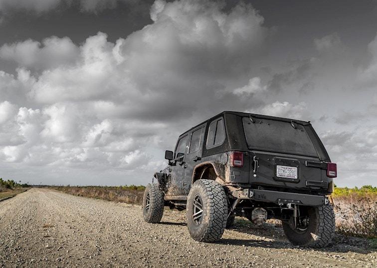 Better Brakes for Less: Dynatrac JK ProGrip Review