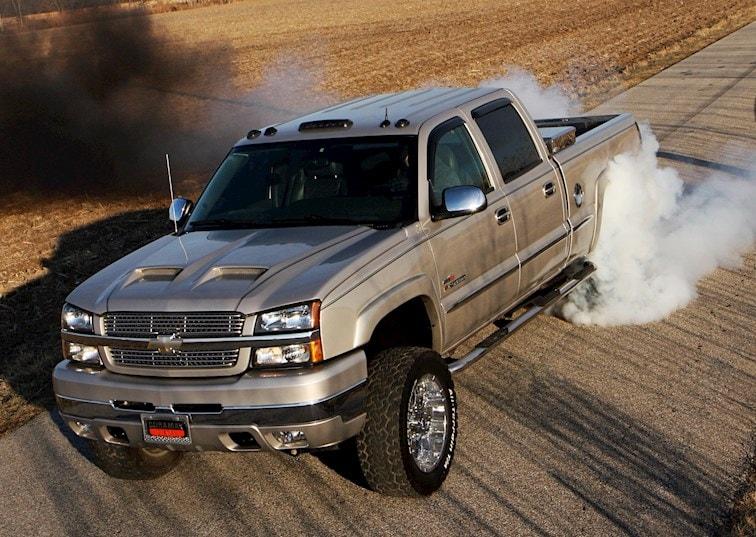 Budget Diesel Mods: LLY Duramax