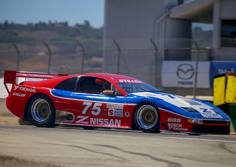 Don't Miss It! Nissan Is the Featured Marque of the 2018 Rolex Monterey Motorsport Reunion