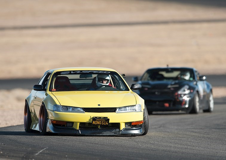 Cure Your Cabin Fever: eXtreme SPEED and Roadster Cup