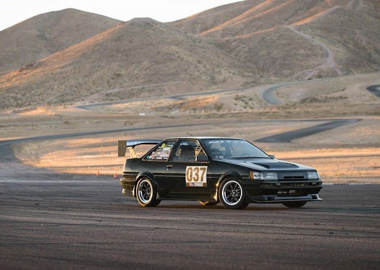 Ride of the Week: 20V Swapped AE86 Corolla