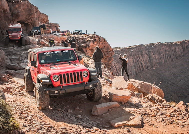 Easter Jeep Safari: Where Rubber Meets the Red Rocks [GALLERY]