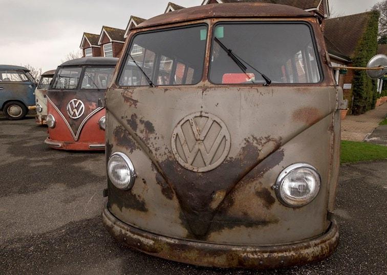 Beetles, Vans, and Cabriolets: VolksWorld 2018