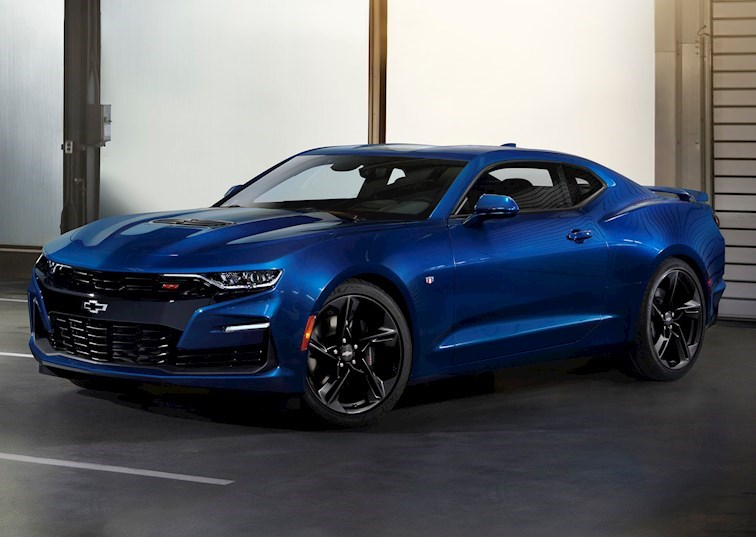 New Face, New Features: Chevy Updates the 2019 Camaro