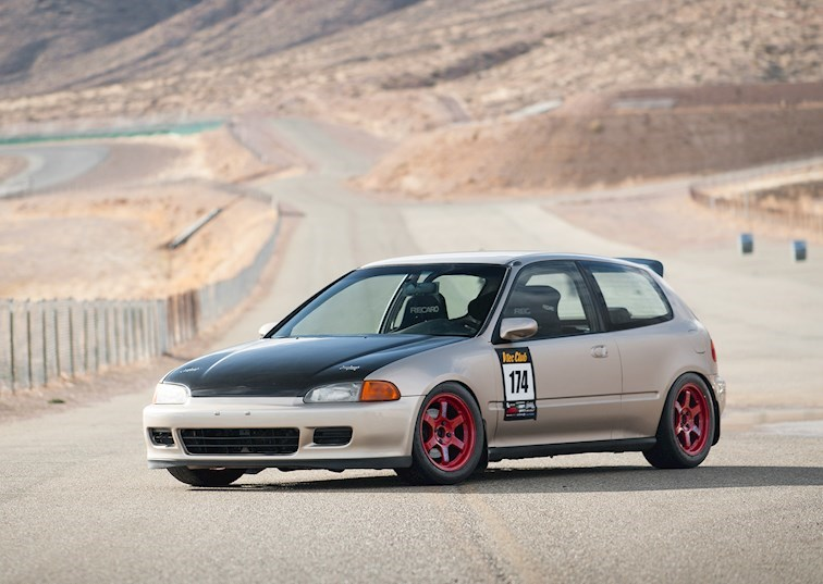 Timeless: 1993 Honda Civic CX