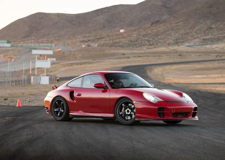 Ride of the Week: '01 Porsche 996 Turbo [Video]