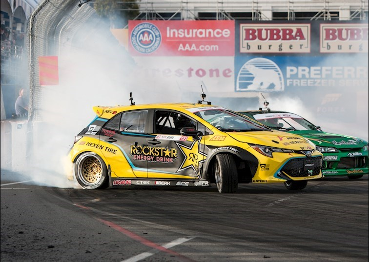 Formula Drift Long Beach 2018 Recap