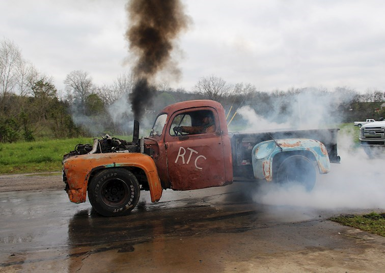 Diesel Rat Rods: Epic, No Matter the Budget