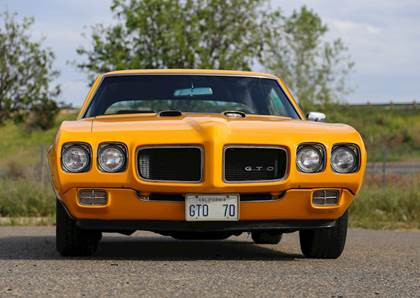 The First Muscle Car: Pontiac GTO Through the Years | DrivingLine