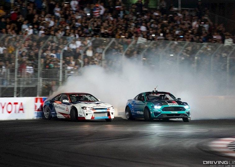 Super Drift Challenge 2018: Returning to the Street