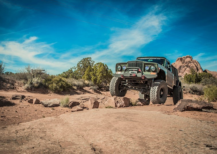 "Enter the Dragon: A Closer Look at American Vintage 4x4's ""Komodo"" Gladiator"
