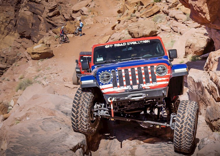 JLs On The Trail: 10 Things We've Learned 'Wheeling with the All-New Jeep Wrangler