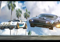 two wide fast furious animated