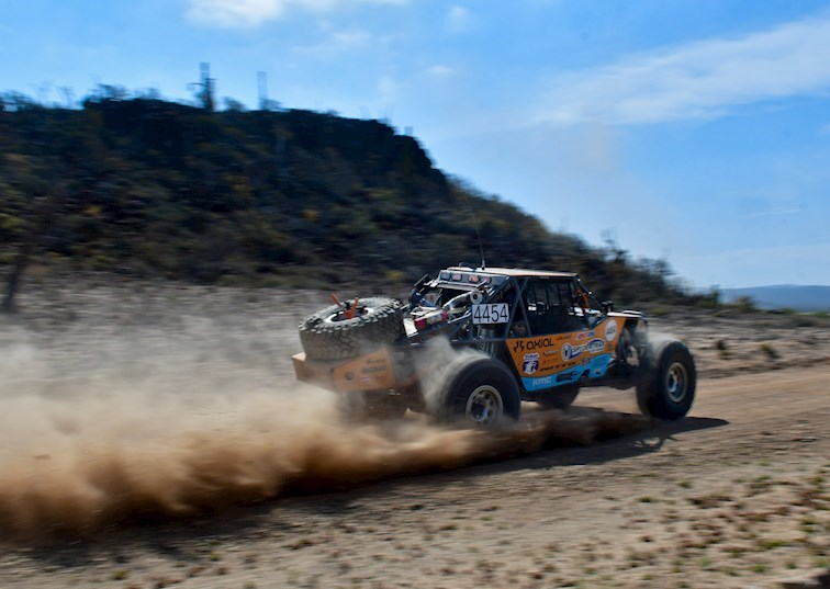 Big Win for Ultra4: How Dave Cole Conquered the NORRA Mexican 1000