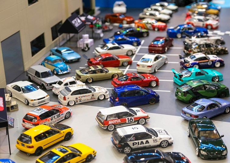Shizuoka Hobby Show: The Coolest Car Event You've Never Heard Of
