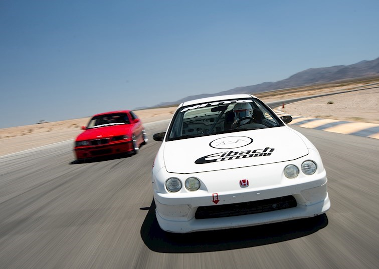 Driver Battles Episode 4: Integra Type R vs. E36 BMW M3 [Video]