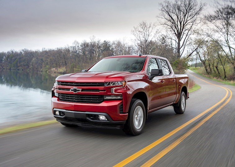 Turbo Takeover: 2019 Chevy Silverado gets Boosted Four-Cylinder