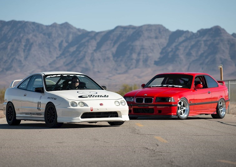 Driver Battles Episode 4 In-Car Footage: Integra Type R vs. E36 M3 [VIDEO]