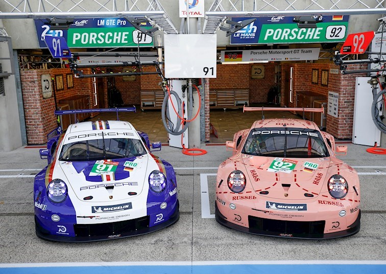 Celebrating 70 In Style: Iconic Porsche Liveries Return to Le Mans