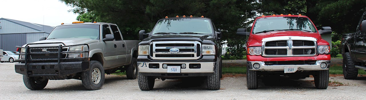 Buying a Used Diesel Truck: Everything You Need to Know