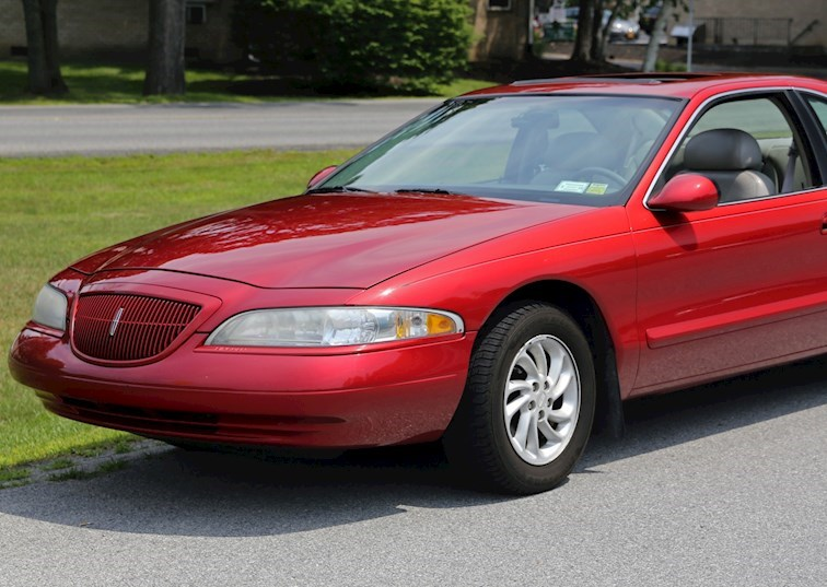Cobra Before Cobra: The 1994-1998 Lincoln Mark VIII