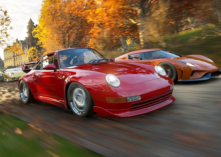 To Britain! Forza Horizon 4 Announced for October