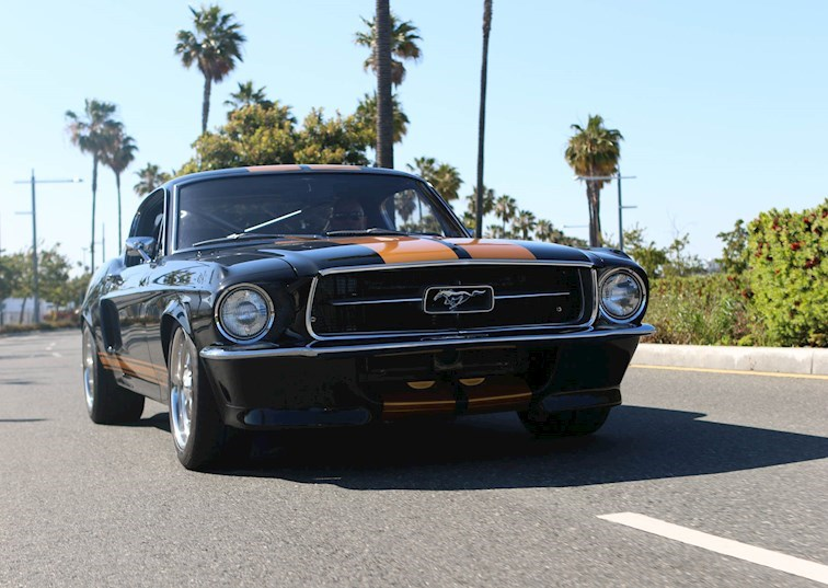 Ride of the Week: '67 Ford Mustang [Video]