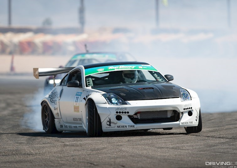 Tricky Business: Top Drift Round 3